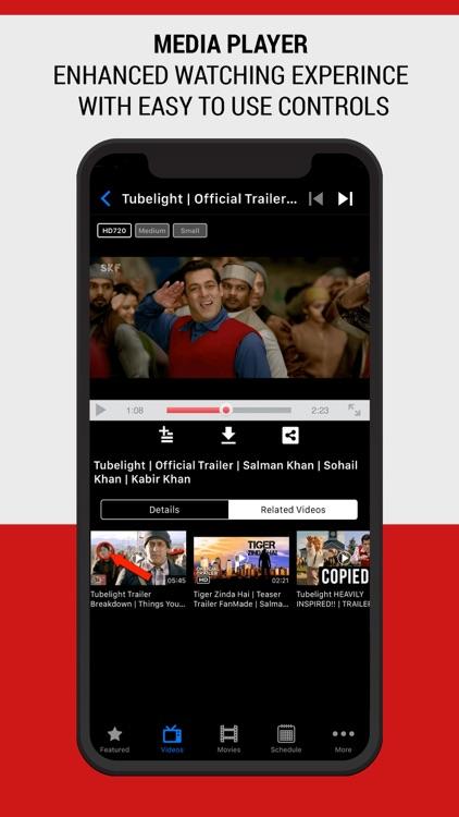 IndiaTVShowz - Bollywood App screenshot-5