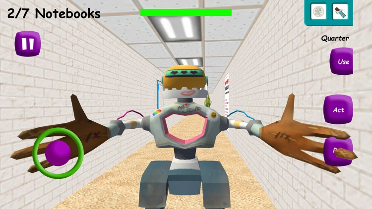 Baldi's Education in School 3D screenshot-3