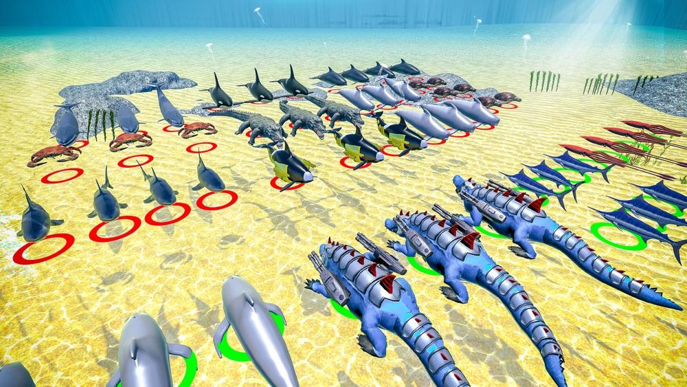 Sea Animal Battle Simulator Cheat Codes