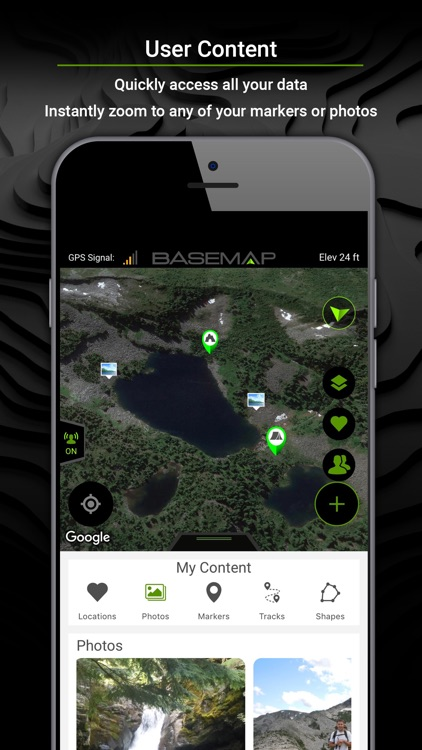 BaseMap: GPS for the Outdoors screenshot-8
