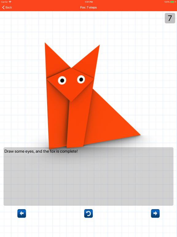 How to Make Origami screenshot