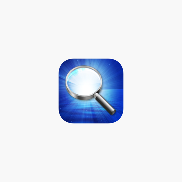 a97d3a95293  Magnifying Glass With Light on the App Store