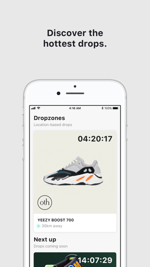 375d4d34f Frenzy - Buy Sneakers and More on the App Store
