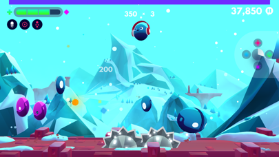 Screenshot from Bouncy Smash