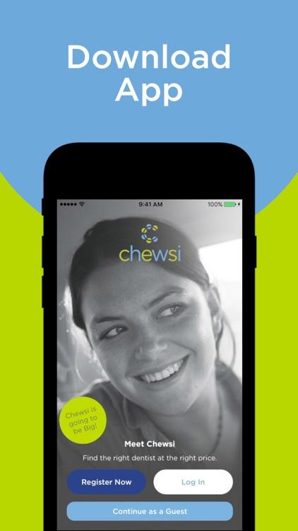 Chewsi screenshot-0