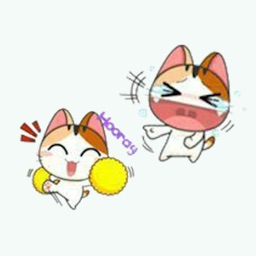 Cats Emotion Stickers