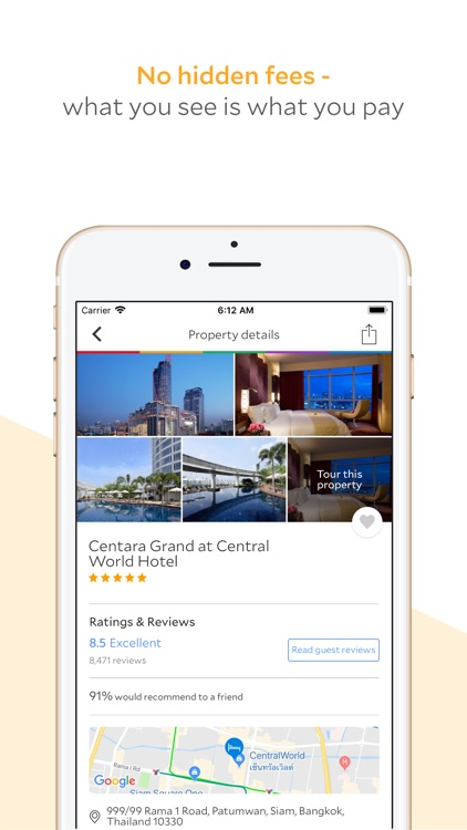 Agoda – Great Prices on Hotels screenshot-3