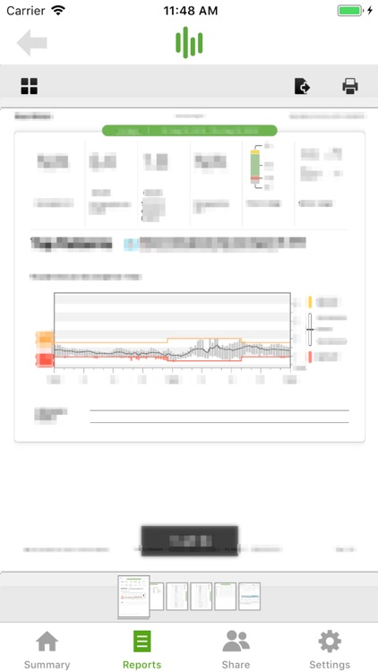 Dexcom CLARITY screenshot-5