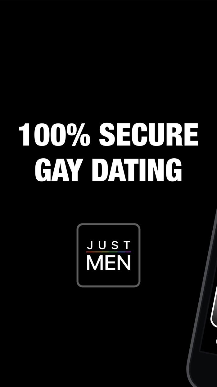 Just Men - #1 Gay Dating App Screenshot