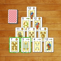 Solitaire pack (Spanish cards)