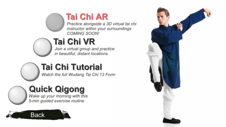 Tai Chi Trainer XR