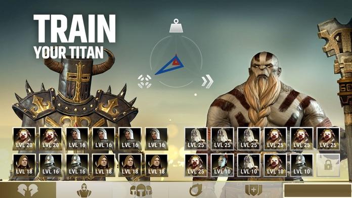 Dawn of Titans Screenshot