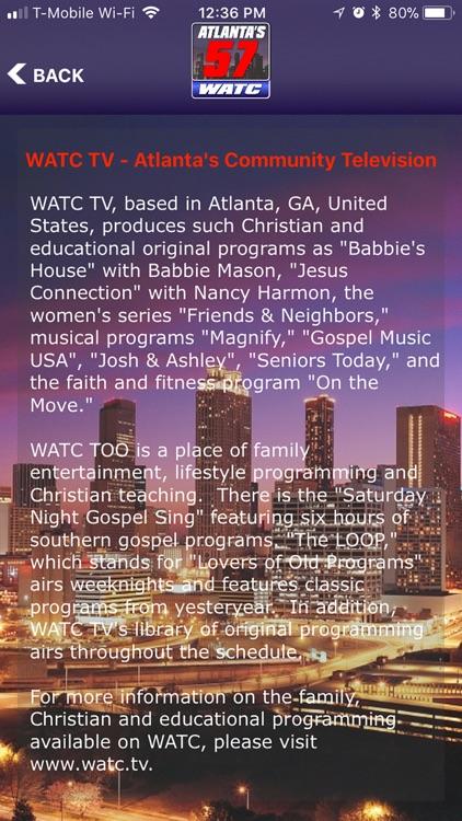 WATC TV screenshot-3