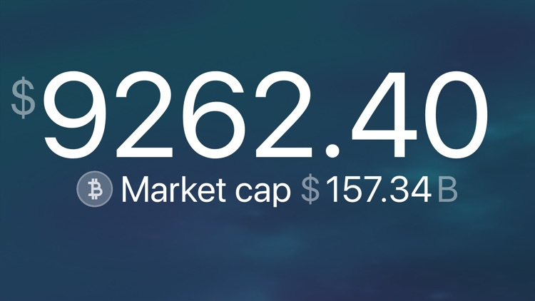 Bitcoin Price Clock screenshot-8