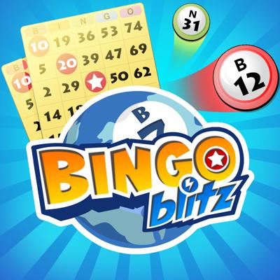 Bingo Blitz-Live Bingo & Slots app