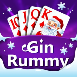 Gin Rummy * Classic Card Game