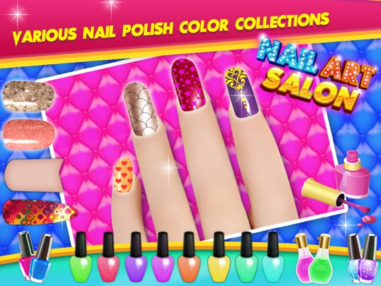 Nail Art Salon - Nail Care screenshot 7