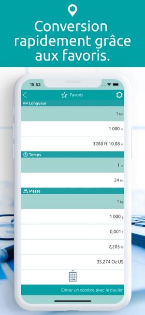 5e44c430bae995 Convertisseur d'unités monnaie dans l'App Store
