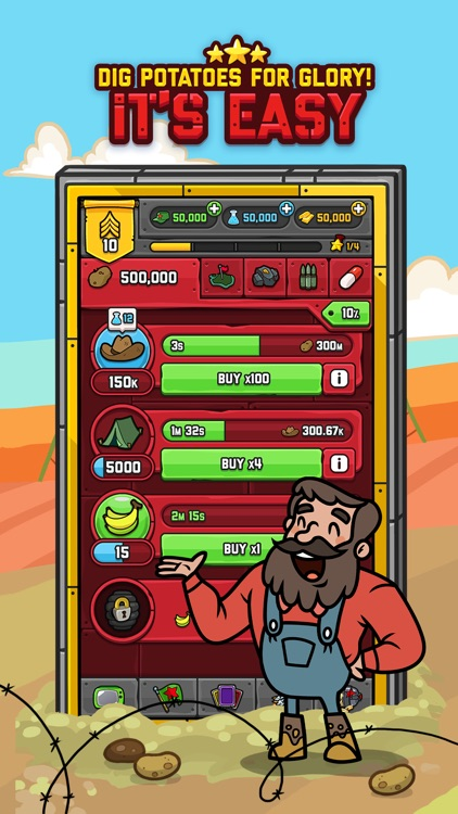 AdVenture Communist screenshot-0