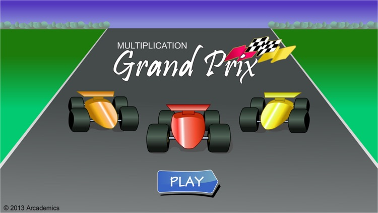Grand Prix Multiplication