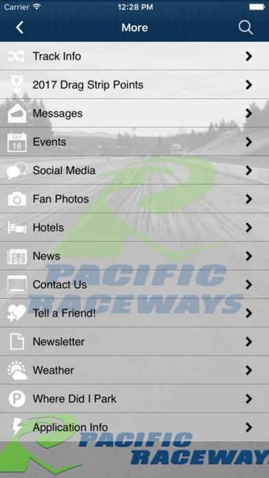 Pacific Raceways Screenshot on iOS