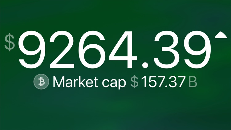 Bitcoin Price Clock screenshot-6