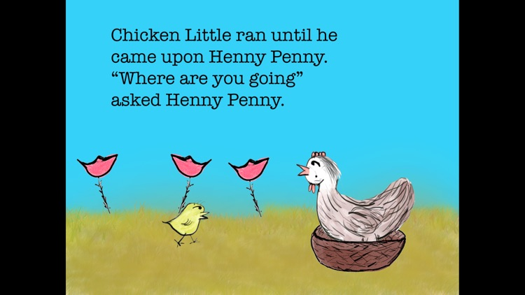 Chicken Little - Child's Tale screenshot-3