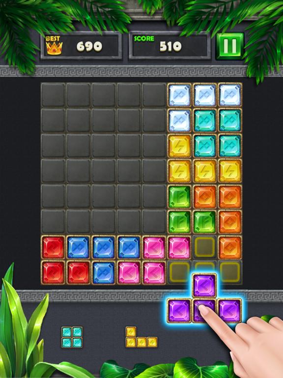 Jewel Puzzle King screenshot 10