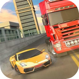 Car Highway Rush Racing