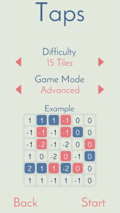 Screenshot #6 for Taps: Beautifully Simple