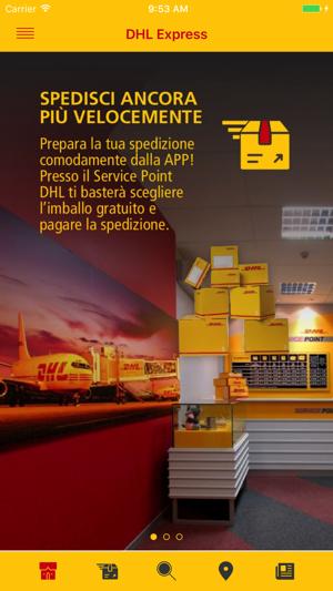 DHL Express su App Store