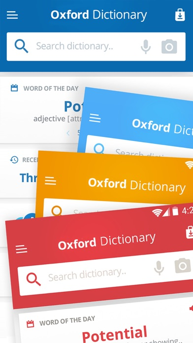 Concise Oxford Dictionary Screenshots