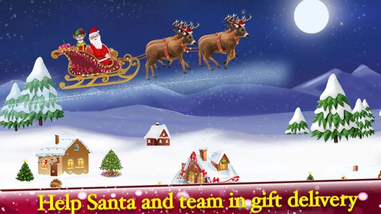 Christmas Santas Gift Delivery screenshot-5