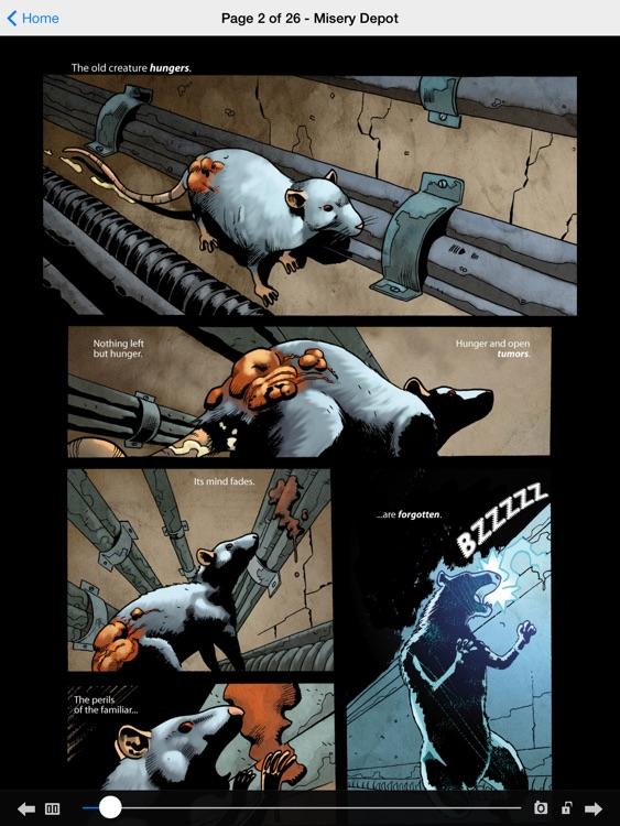 Comic Box screenshot-3