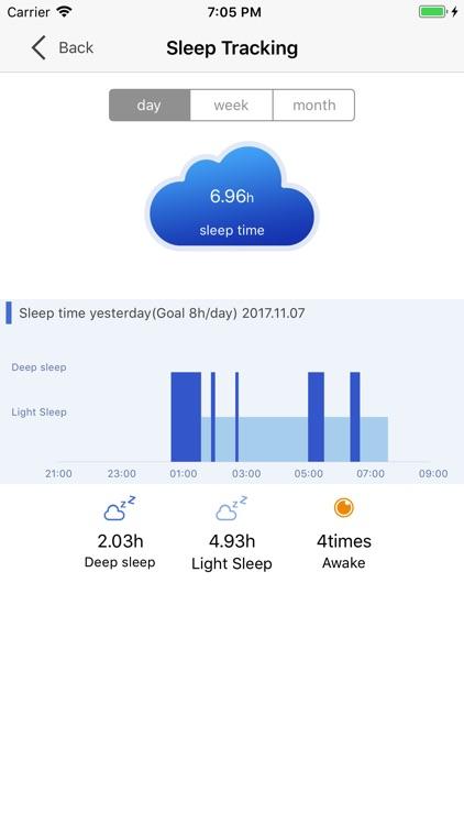 乐动手环2 screenshot-3