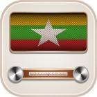 Live Myanmar Radio Stations icon