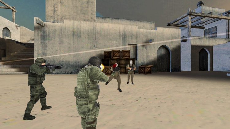 Army Frontline Mission Special