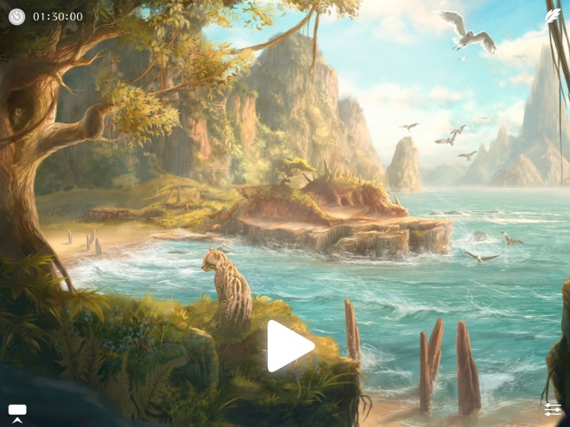 Sunny ~ Sea & Ocean Sounds Screenshot