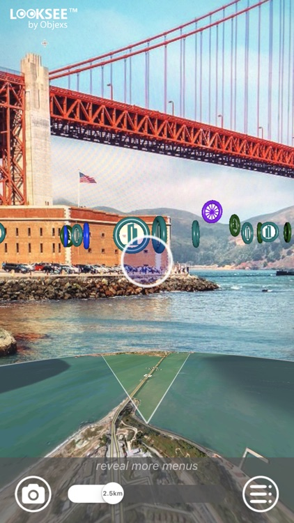 San Francisco Looksee AR screenshot-1