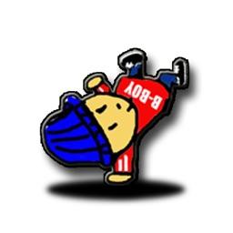 B-Boy Jump - Breakdance games
