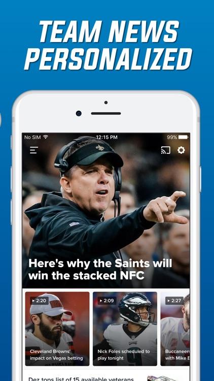 CBS Sports App Scores & Stats screenshot-6