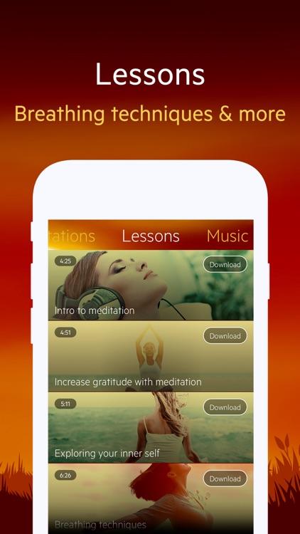Relax Yoga Music P: Relaxing Sounds Studio screenshot-3