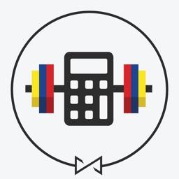 RackMath Barbell Calculator