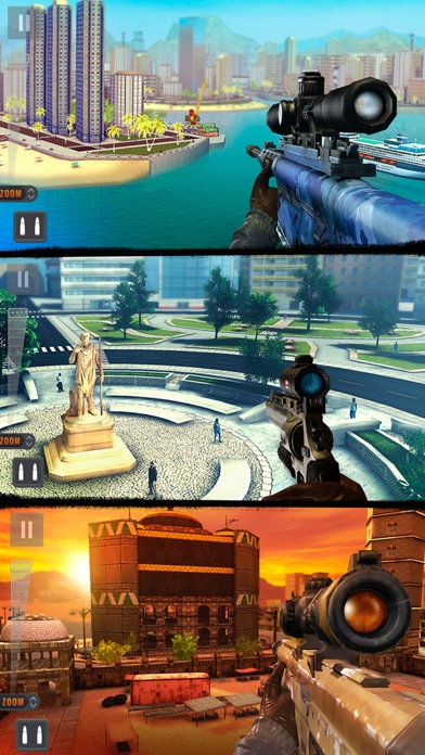 download Sniper 3D: Jeu de Tir apps 1