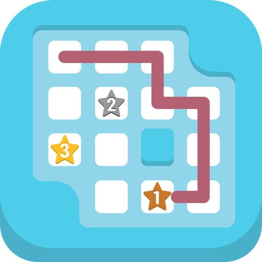 Walk the Line - Puzzle Game