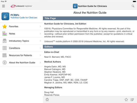 PCRM's Nutrition Guide screenshot 6