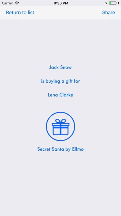 Secret Santa by Elfmo screenshot-4