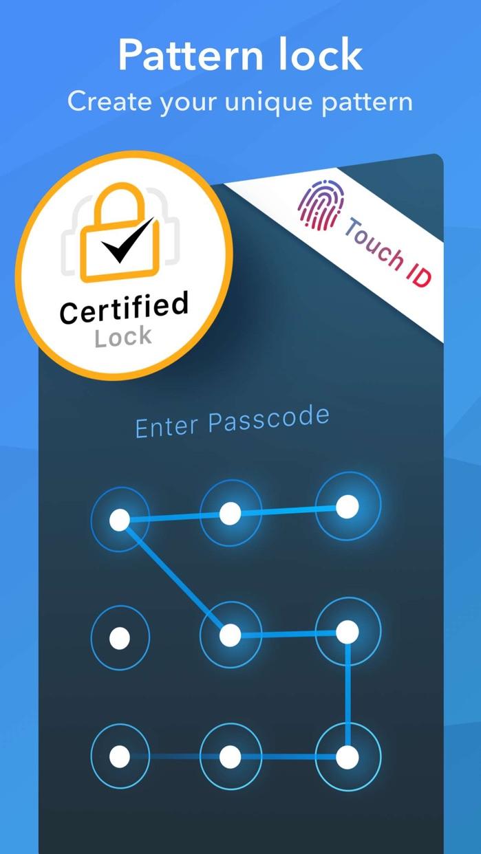 Secret Apps Photo Lock Screenshot