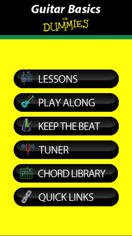 Guitar Basics For Dummies screenshot-0