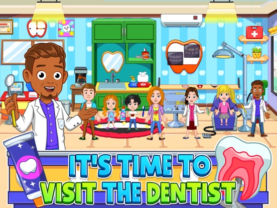 My City : Dentist Visit screenshot 7
